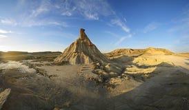 Панорама Castildetierra стоковые изображения