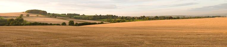 панорама hanchurch Стоковая Фотография RF