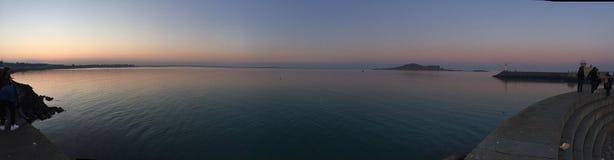 Панорама Howth Стоковые Изображения RF