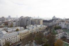 панорама kiev Стоковая Фотография