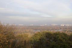 панорама kiev Стоковые Фото