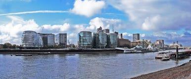 панорама london Стоковые Изображения