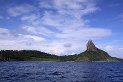 панорама noronha de fernando Стоковое фото RF