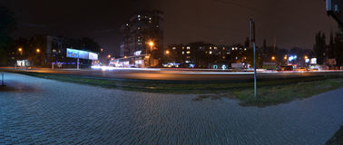панорама odessa зона srednefontanskaya Стоковые Изображения RF