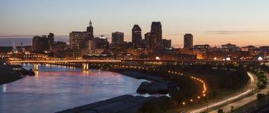 Панорама St Paul стоковые изображения