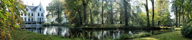 Панорама Staverden стоковое фото