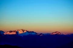 Панорама Tantalus Стоковые Изображения RF