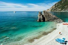 Панорама terre cinque Monterosso стоковое фото