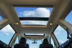 Панорамная крыша с окошком Стоковое Изображение RF