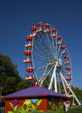 панорамное колесо Стоковые Изображения RF