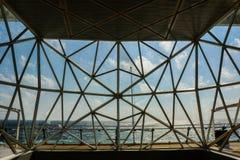 Панорамное окно Стоковые Фото