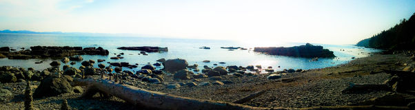 панорамно Стоковое Изображение RF
