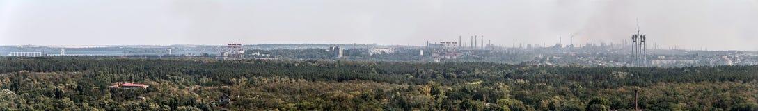 панорамно стоковая фотография
