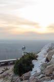 Панорамные бинокли стоковая фотография