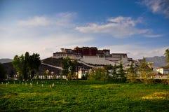 Дворец Potala Стоковое фото RF