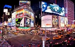 панорамные времена квадрата съемки Стоковое Фото