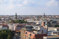 Панорамный Берлин Стоковое Изображение