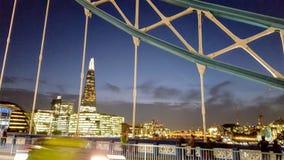 Панорамный взгляд города Лондона стоковое фото