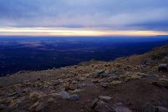 Панорамный взгляд Merlo стоковые фото