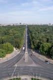 Обзор Берлина Стоковые Изображения RF