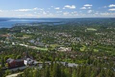 Панорамный взгляд II Стоковое фото RF