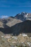 Панорамный взгляд Ladakh Стоковые Изображения RF