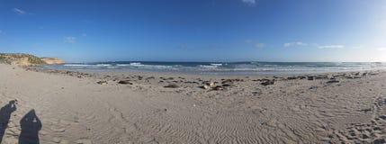 Панорамный залив уплотнения Стоковое фото RF