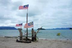 Пансионер Малайзии и Таиланда Стоковые Фото