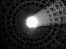 Пантеон в Риме стоковое фото