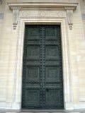 пантеон двери Стоковое Изображение RF