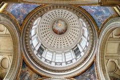 пантеон купола Стоковое фото RF