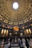 Пантеон Рима стоковые фото