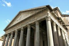 пантеон римский стоковая фотография