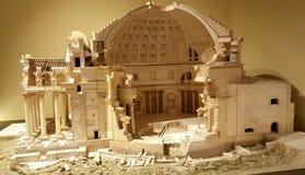 пантеон римский Стоковое Изображение RF