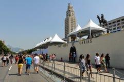 Пантеон de Caxias Памятник в Рио Стоковая Фотография