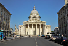 пантеон paris Франции Стоковые Фотографии RF