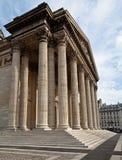 пантеон paris Франции Стоковое Фото