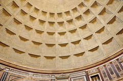 пантеон rome Италии Стоковое фото RF