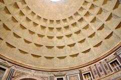пантеон rome Италии Стоковая Фотография