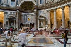 пантеон rome Стоковое Изображение