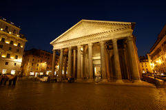 пантеон rome Стоковое Фото