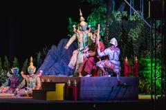 пантомима Стоковая Фотография RF
