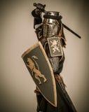 Панцырь рыцаря полностью стоковые фотографии rf
