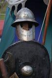 панцырь средневековый Стоковые Изображения