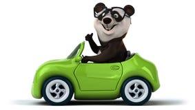 Панда потехи иллюстрация штока