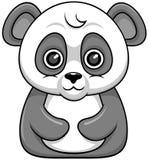 Панда шаржа Стоковая Фотография RF