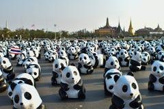 Панда 1600 Стоковые Фото