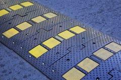Пандус скорости нашивки Стоковая Фотография RF