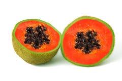 Папапай-киви плодоовощ Ibrid Стоковые Изображения