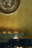 Папа Бенедикт XVI Стоковое Изображение
